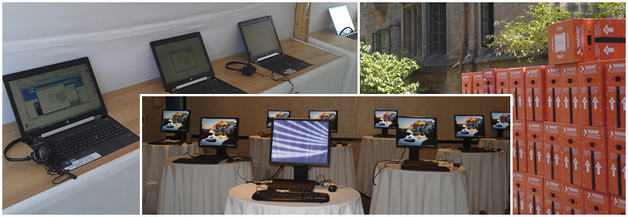 NYC AV rental: corporate event ideas NYC, red carpet rentals NYC, booth rentai, Pad Rentals NYC,